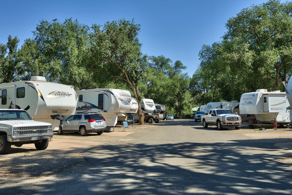 Rv hook up rental