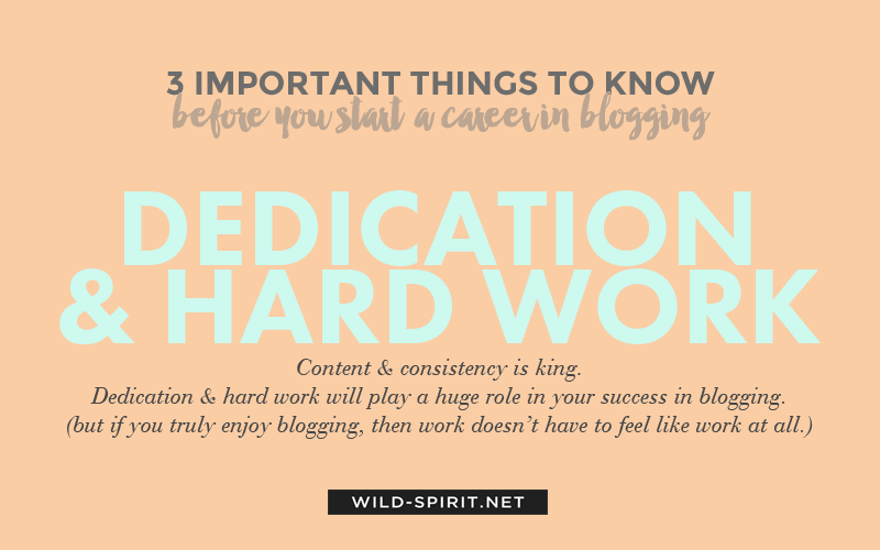 career in blogging tip 2-1