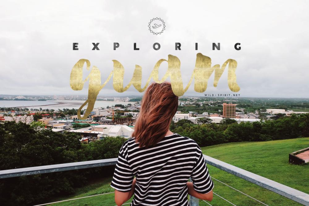 Exploring Guam - Day 1