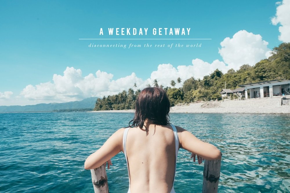 weekend getaway cover