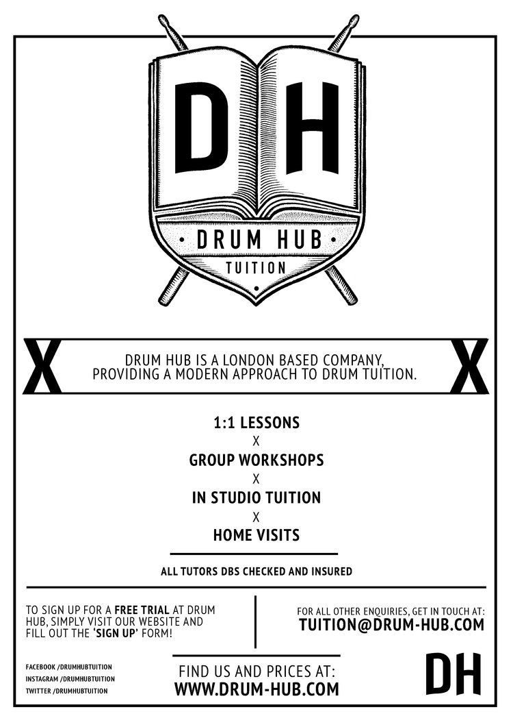 Drum Hub in Dalston — Drum Hub