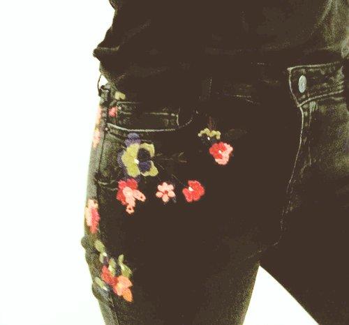 d52f7df26d 10 embroidered denim picks — I'M A COOL GIRL