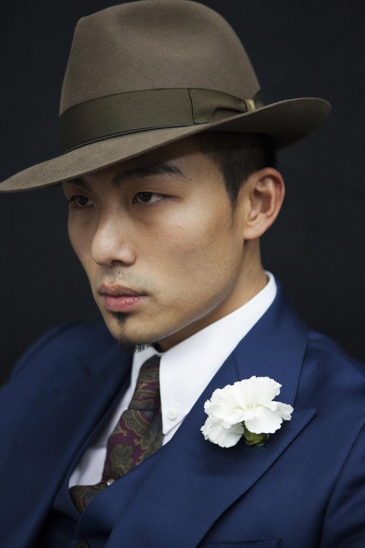 Kevin Wang of HVRMINN