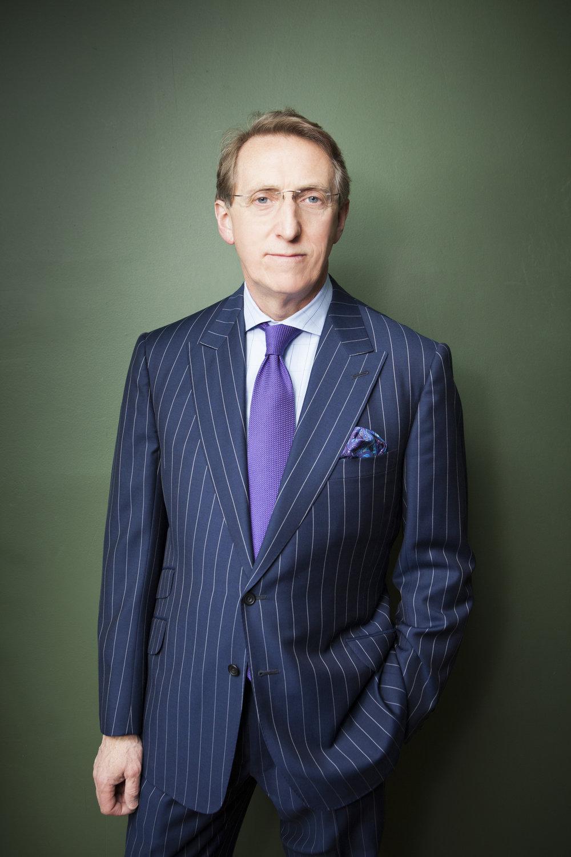 Leonard Logsdail, Bespoke Tailor