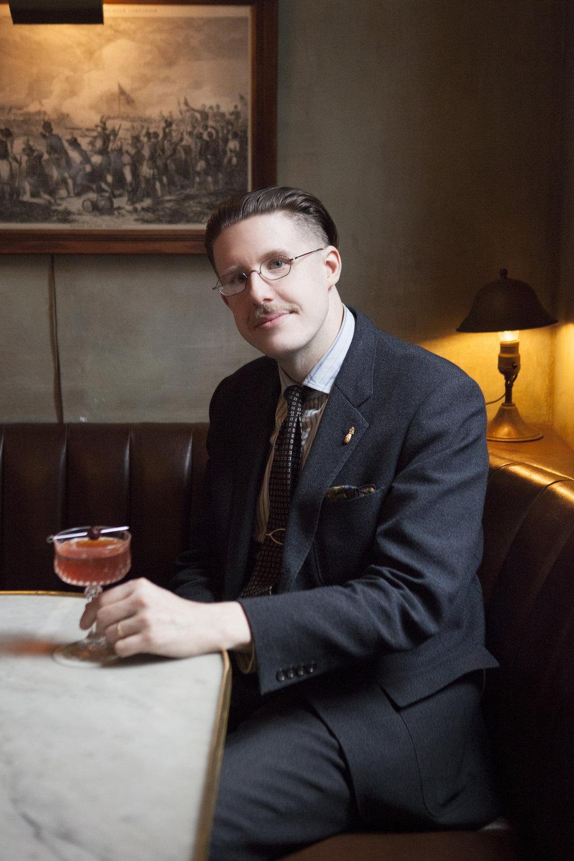 Ben Crispin, Maison Premiere