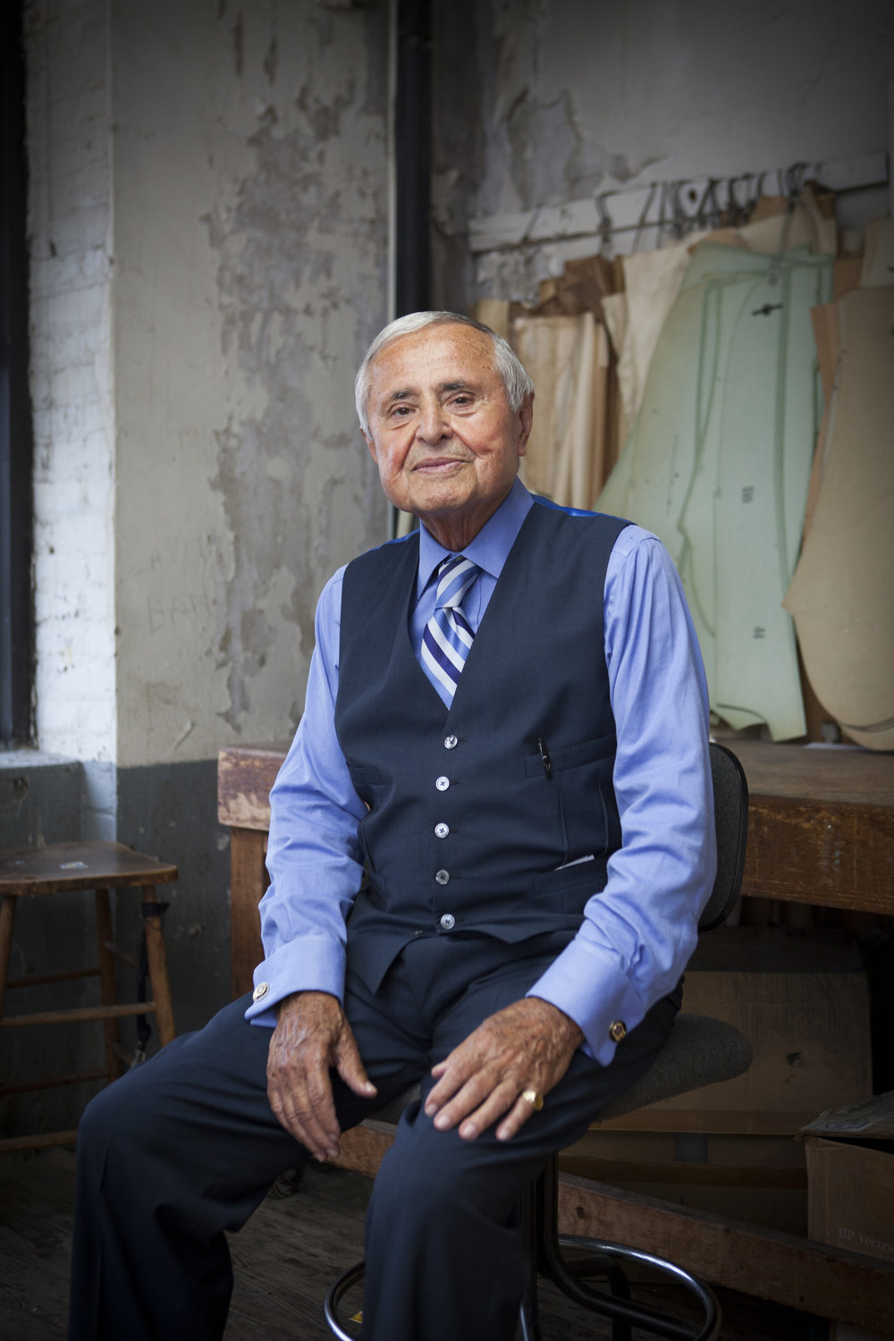 Martin Greenfield, Master Tailor and Holocaust Survivor