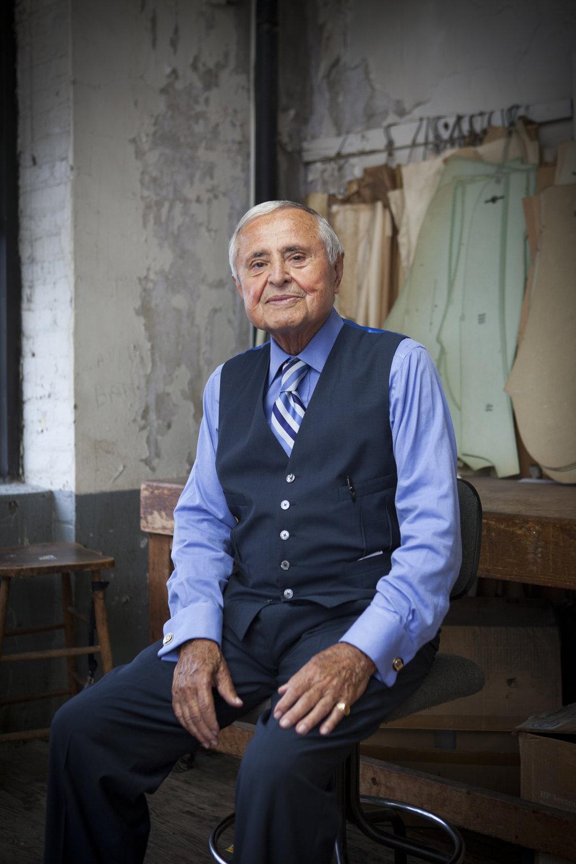 Martin Greenfield, Master Tailor and Holocaust Survivor