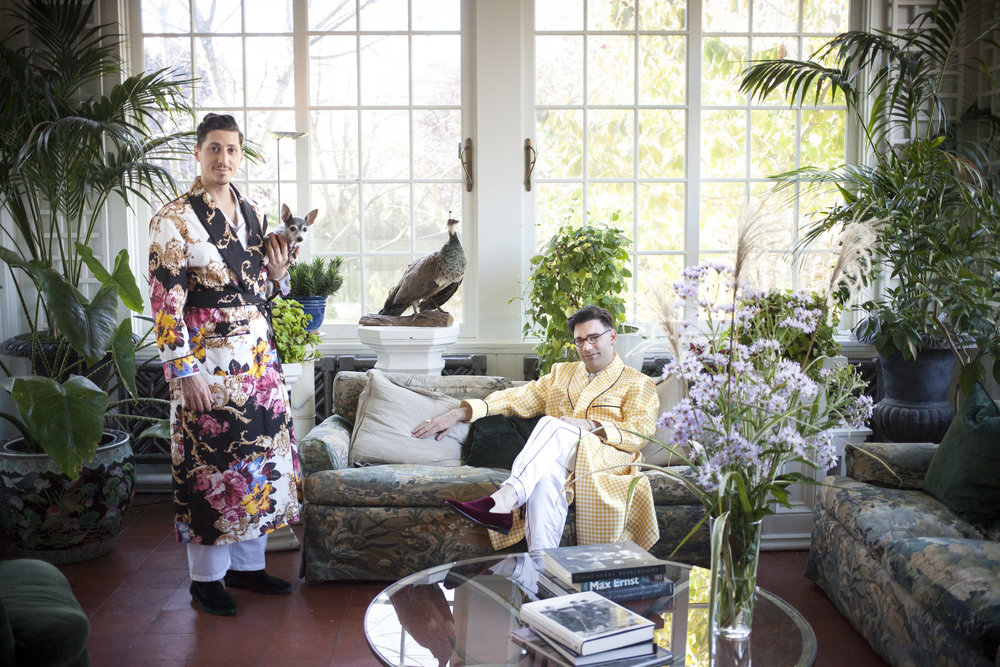 Bespoke Dressing Gowns by Keith Tritto