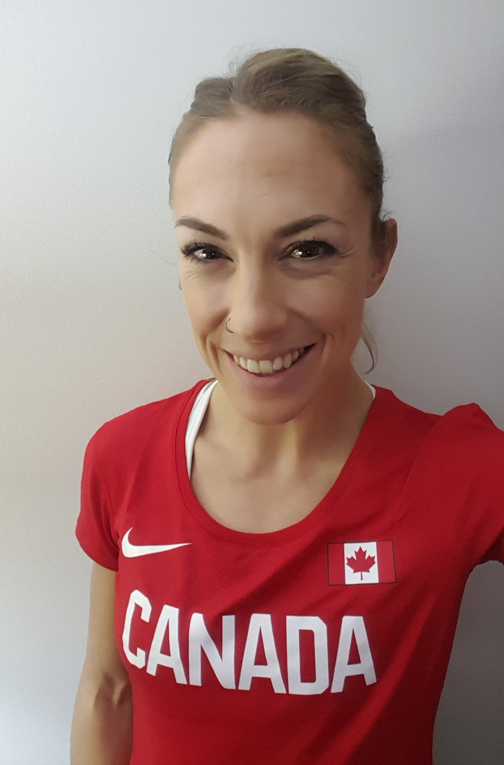 Kate is a Team Canada Track and Field athlete specializing in the 1500m and 5000m. She has represented Canada at 9 major international Games, and won a bronze medal in the 2014 Commonwealth Games. She is a 2-time Canadian champion, and the national indoor 1-mile record holder. Kate lives and trains in Toronto, and loves the athletic community in this city!