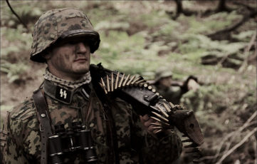 BLACK SHEEP   Chronicles a Waffen-SS troop detachment during the Second World War on anti-partisan operations in occupied Yugoslavia. Taken from German and Polish partisan (resistance fighters) perspectives, this film gives insights into German sentiments felt and experienced during the war and follows how those sentiments manifested themselves when faced with something other than utter compliance from the local populace.