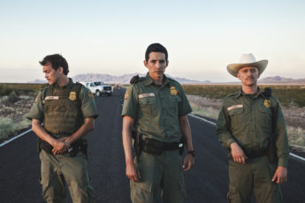 TRANSPECOS   For three Border Patrol agents working a remote desert checkpoint, the contents of one car will reveal an insidious plot within their own ranks. The next 24 hours will take them on a treacherous journey that could cost them their lives.