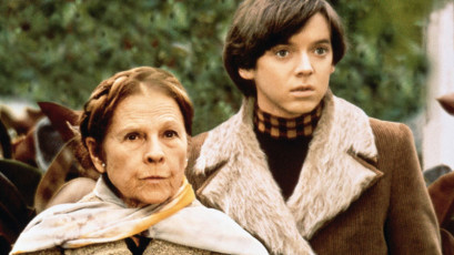 HAROLD AND MAUDE Young, rich, and obsessed with death, Harold finds himself changed forever when he meets lively septuagenarian Maude at a funeral.