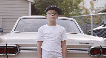 LIVE FAST, DRAW YUNG   The Story of Rap's Most Prolific (7-Year-Old) Artist.
