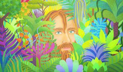 LOVE   Sebastian Tellier's metaphysical journey to paradise.