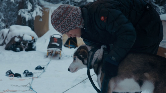 UNDERDOG   With economic and physical challenges in the way a young Japanese expat prepares to compete in a 1000 mile dog sled race to fulfill her mother's dying wish.