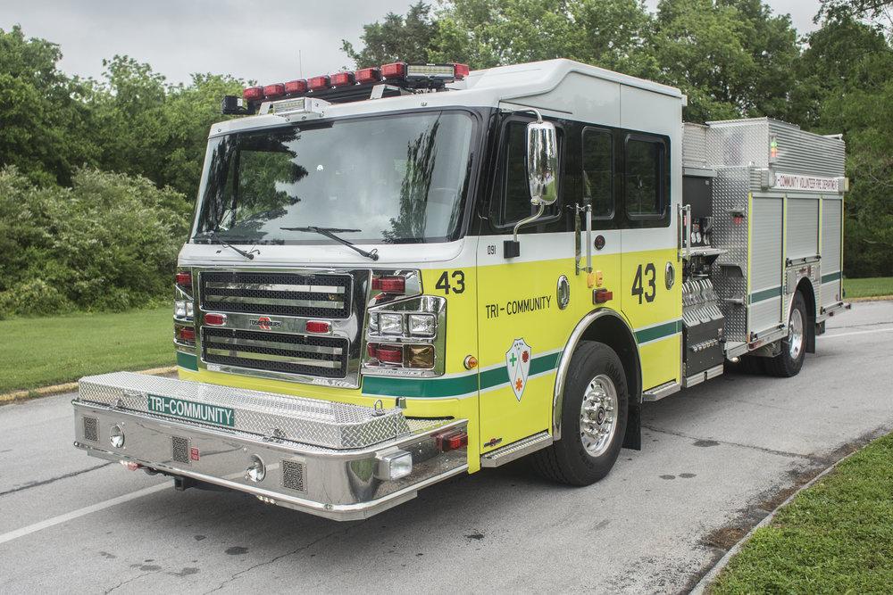 Engine 1243 -