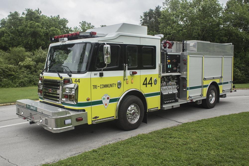 Engine 1244 -
