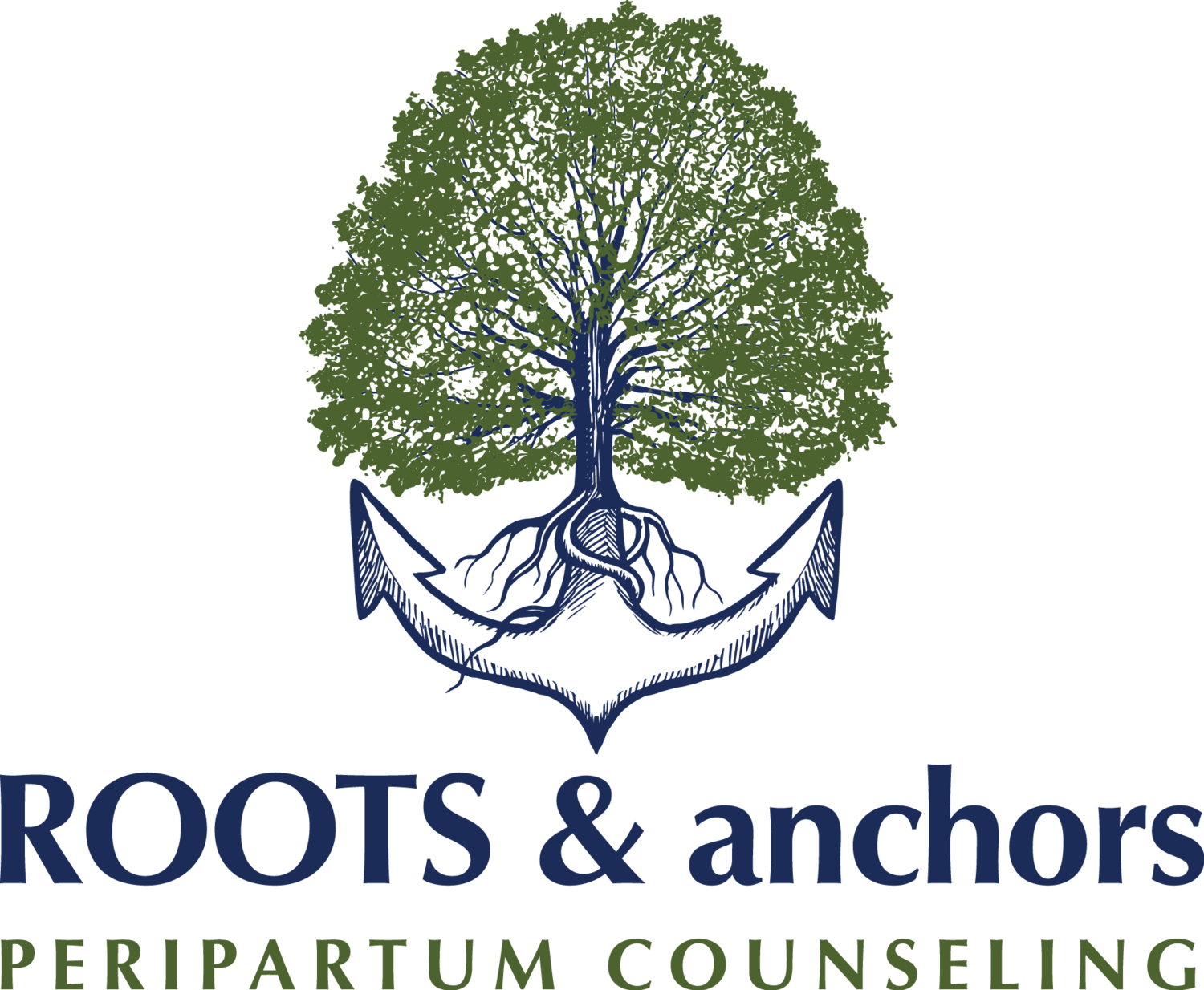 Roots and Anchors peripartum counseling