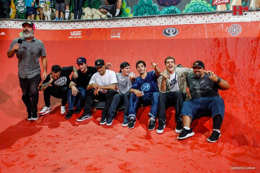 Podio Floripa Skate Bowl 2017