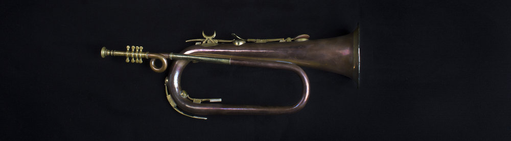 7 Keyed Bugle, Samuel Graves, Winchester, New Hampshire, Circa 1835