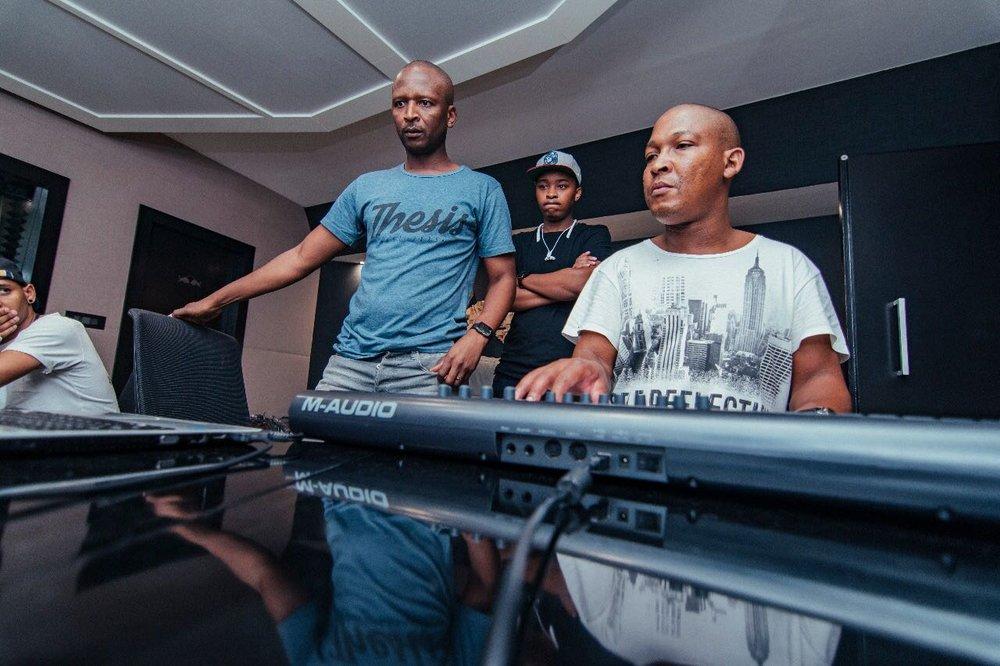 Red Bull Studios Cape Town