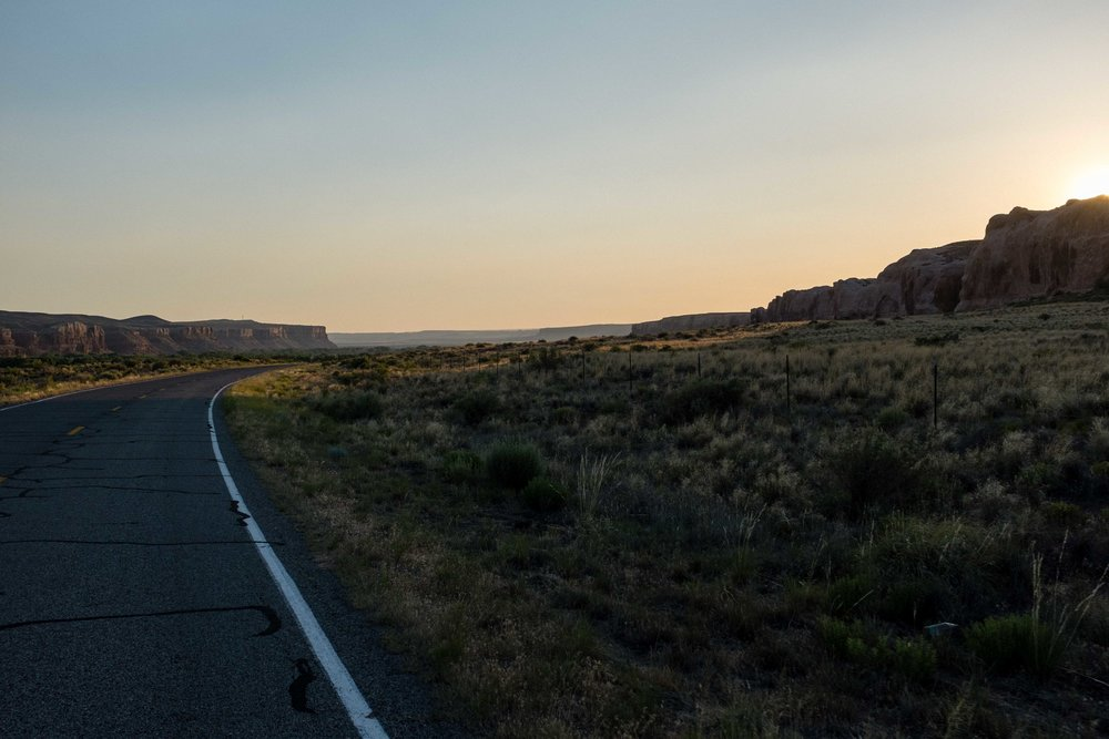 Rolling into Bluff, UT was not one of the worst rides I've ever been on.