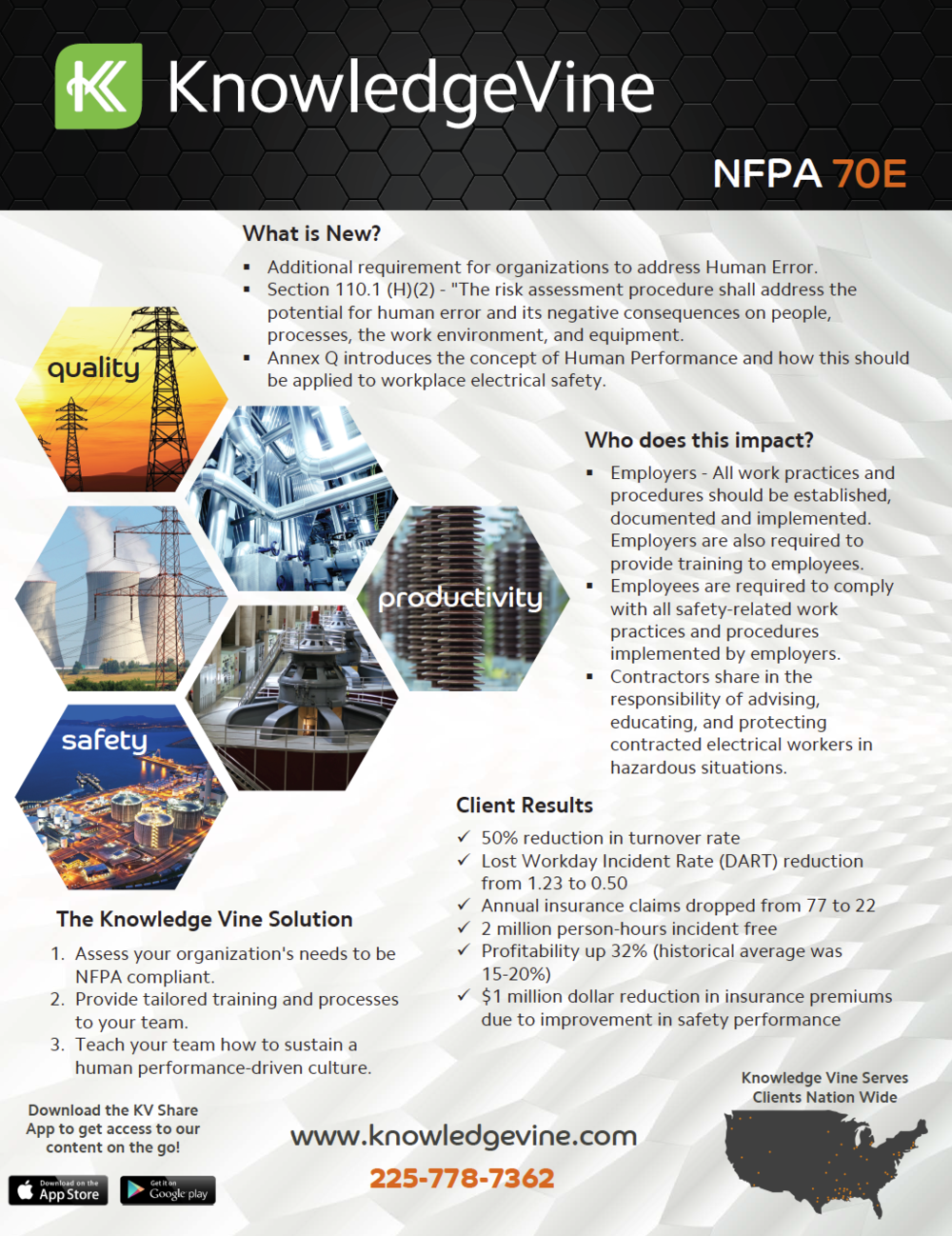 click on the image to download our pdf flyer