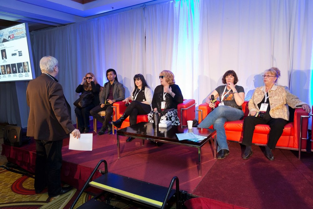 Last Tango on the panel for CMW