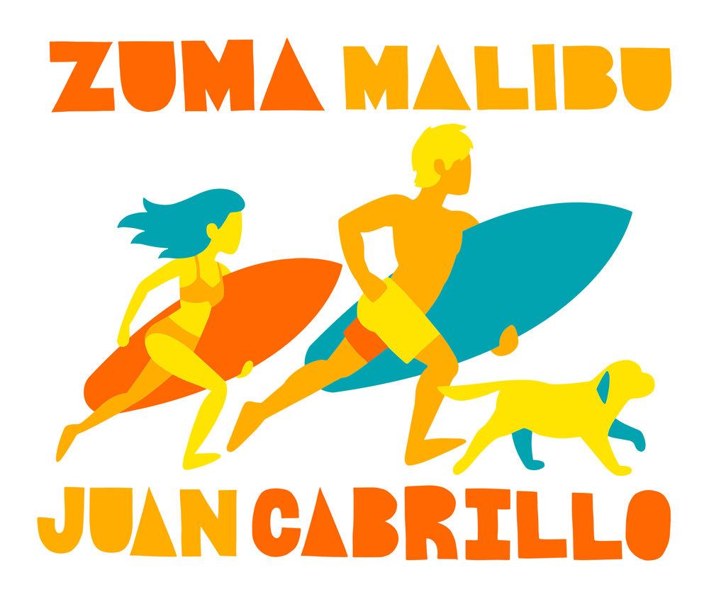 Juan Cabrillo Elementary School. Spirit Wear. Malibu, CA.