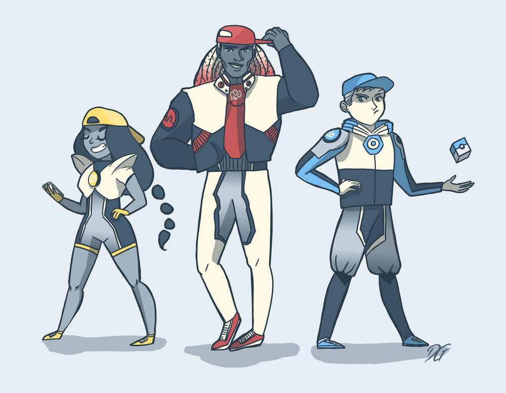 Eyewire Heroes'  Pokémon  Challenge.