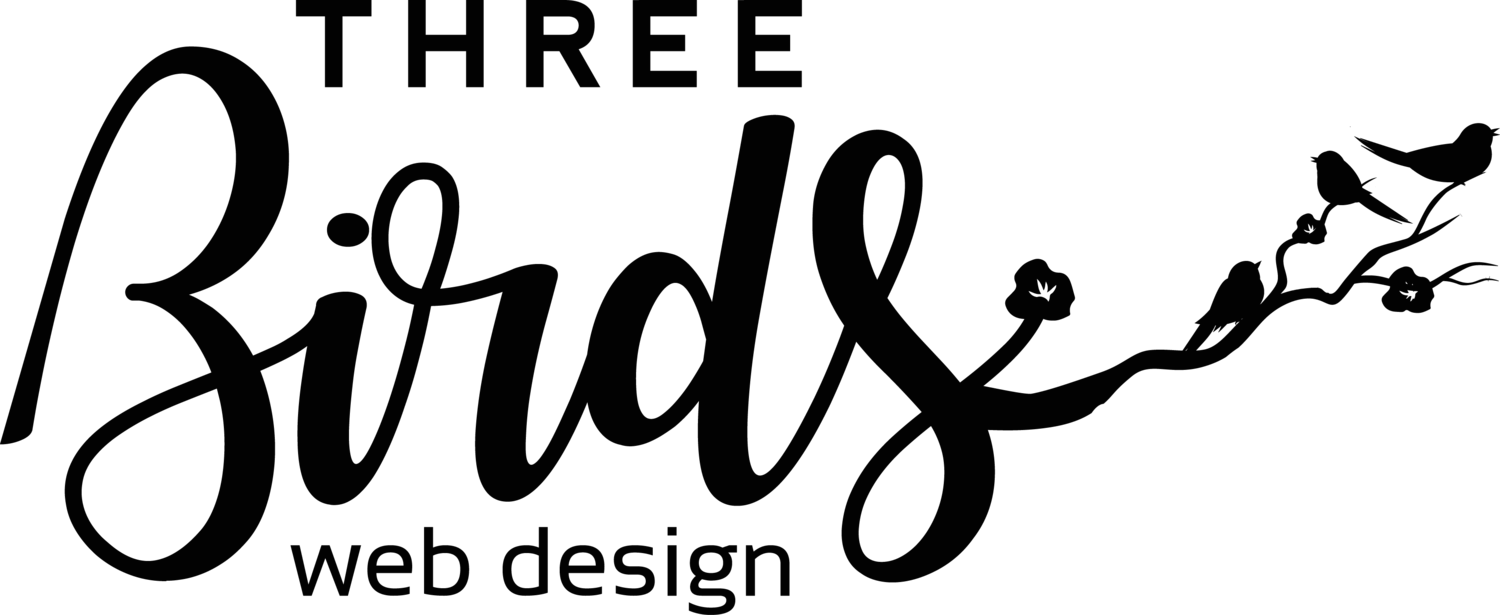 Three Birds Web Design