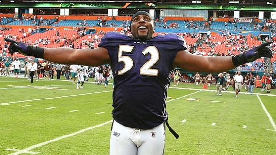 ray lewis & yoga -