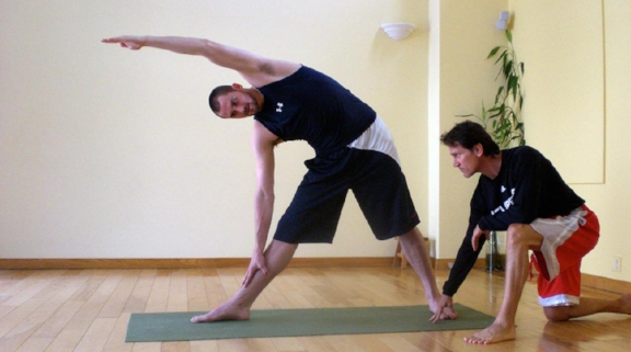 nba, nfl & yoga -