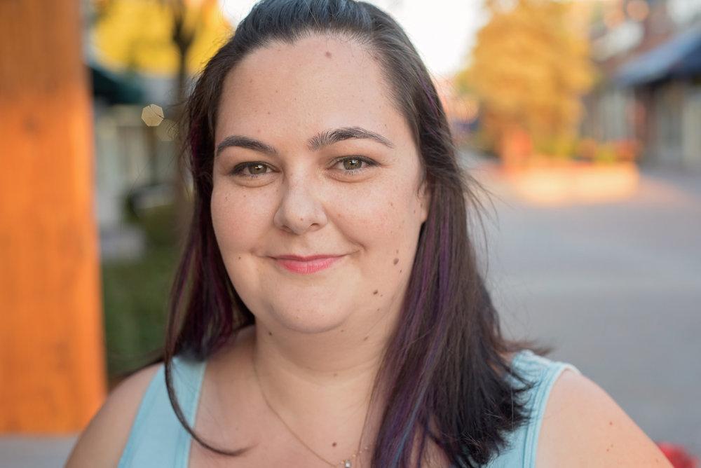 Sherry-Lynn Trowsse Ottawa doula and prenatal teacher.
