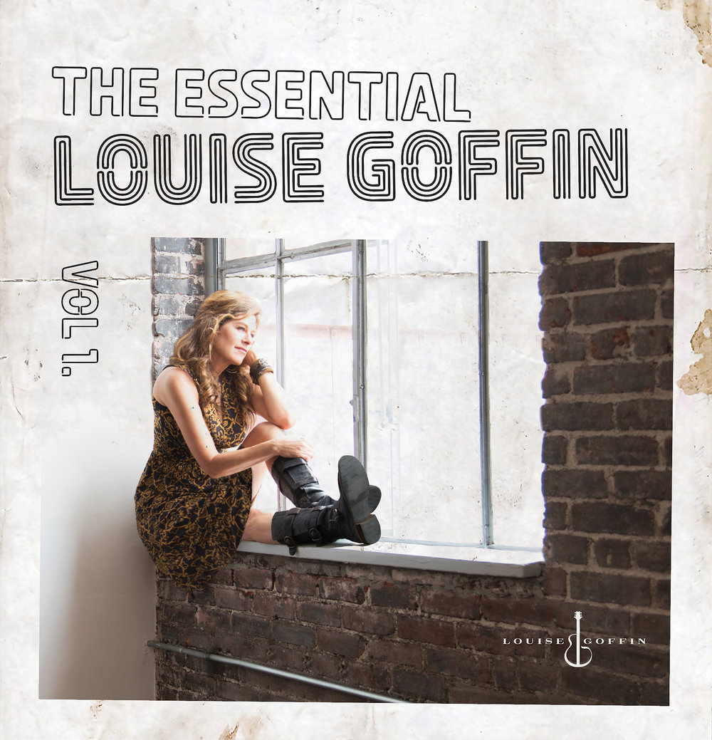 ALBUM - The Essential, Louise GoffinReleased 2016© Majority Of One Records