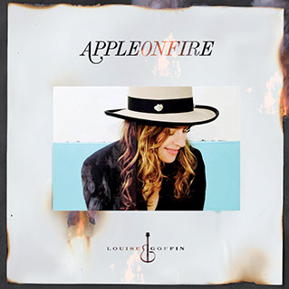 ALBUM - AppleonfireReleased 2015© Majority Of One Records