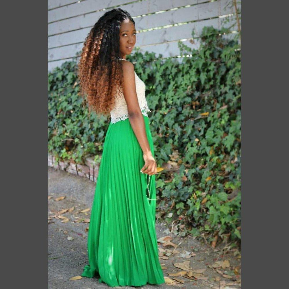 Chisela Tembo - Blogger :  Itssela