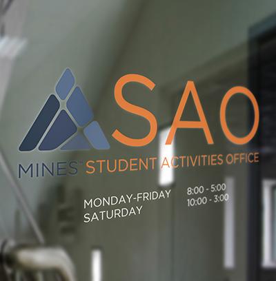 student activities office logo