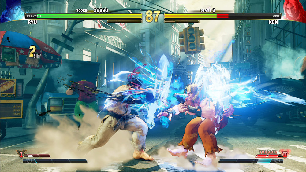 Notice the new meters at the bottom? WHAT IS YOUR SECOND V-TRIGGER, KEN. I NEED ANSWERS.