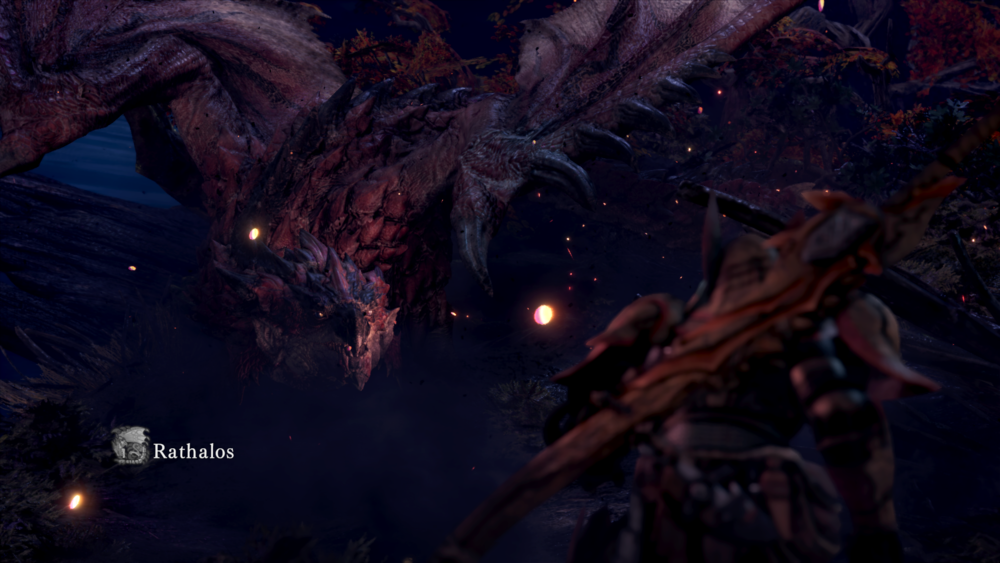 Cutscenes are rendered in real time, so you'll see your character's equipped gear. As an added bonus, when they end, they often seamlessly transition into gameplay, with no loading screens or fades to black.