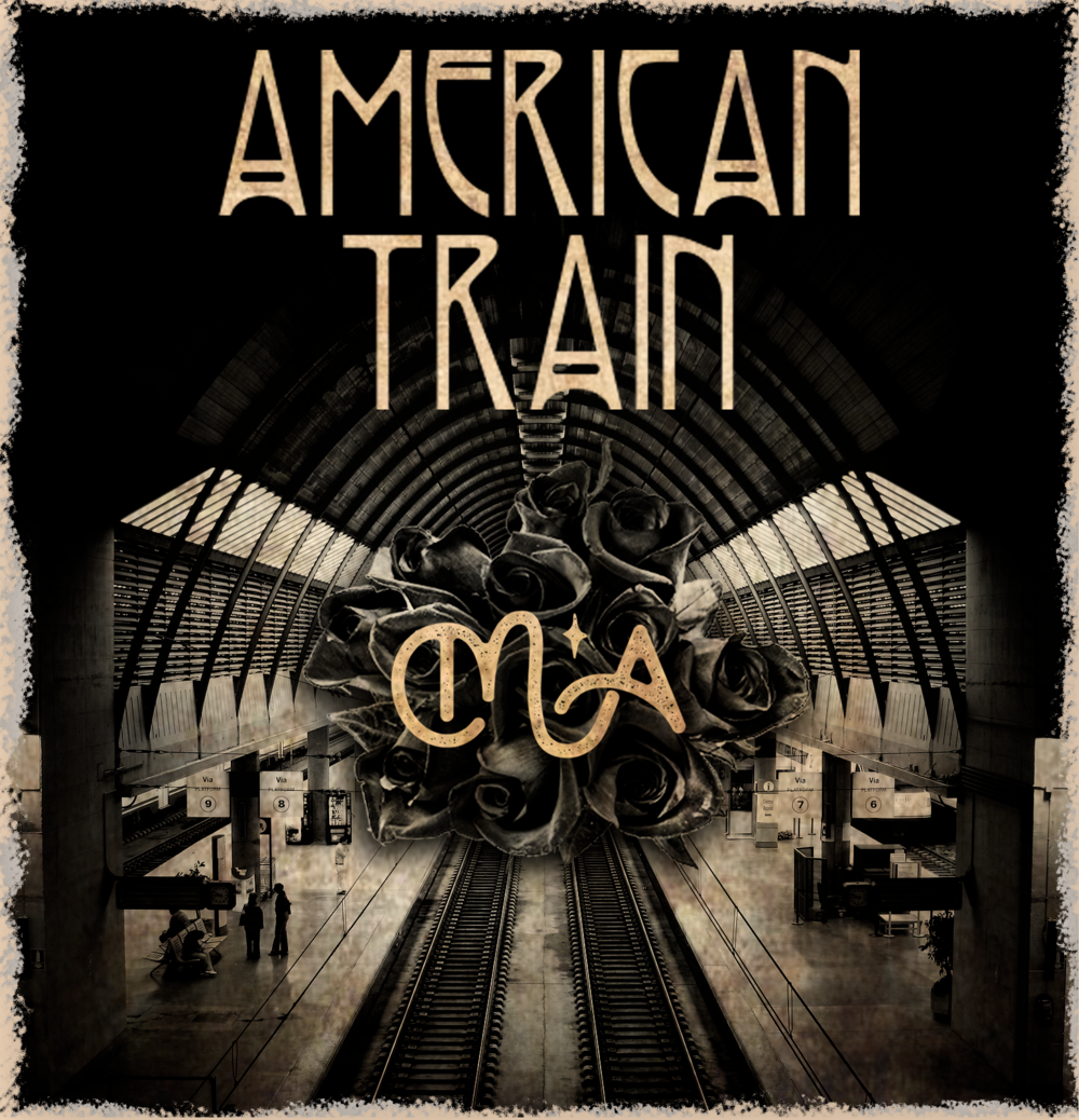 """American Train"" is HERE! Now available on Spotify, Apple Music, Tidal and many, many more!"