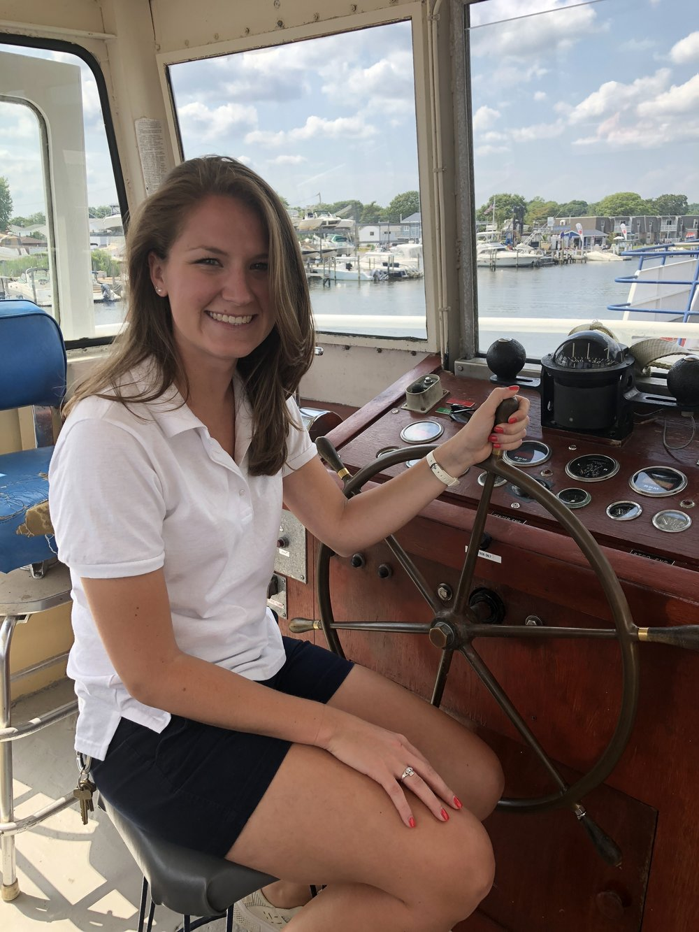 Captain Mary-Kate Michels