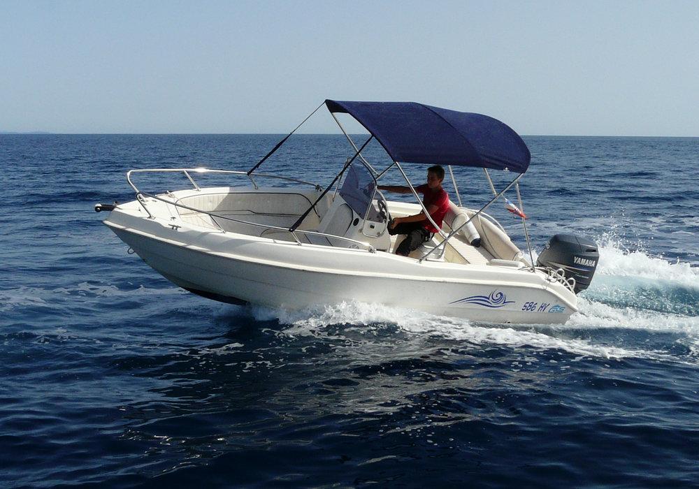 Fisherman 550 Open