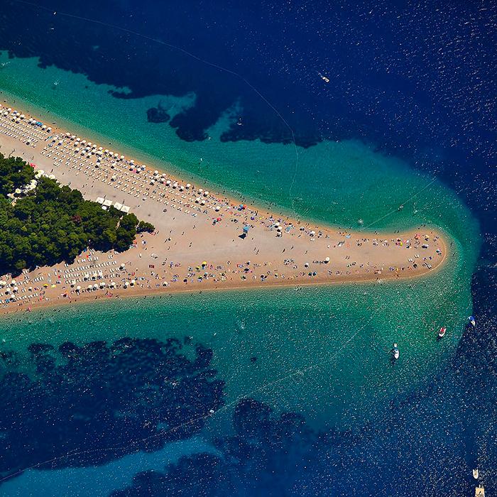 Bol Golden Horn - Brač Island and Bol Golden Horn Beach