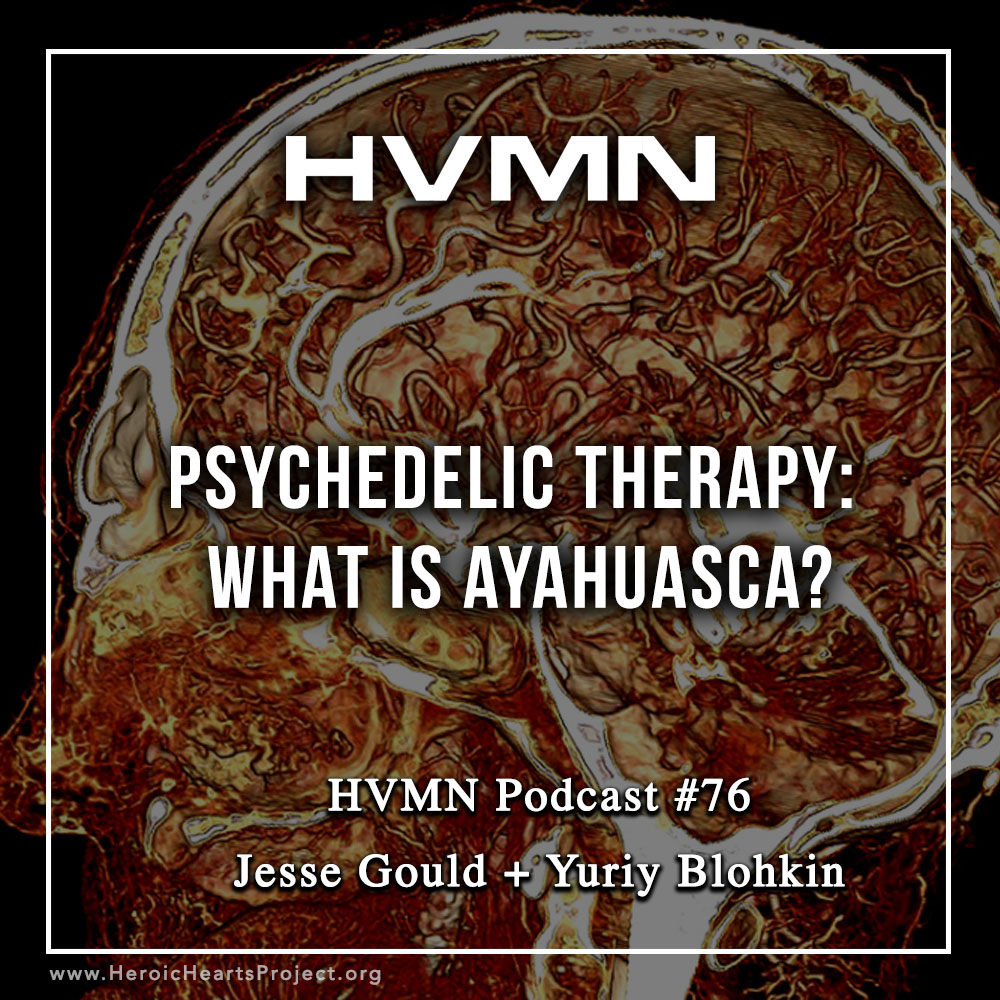 Ayahuasca — Blog — Heroic Hearts Project