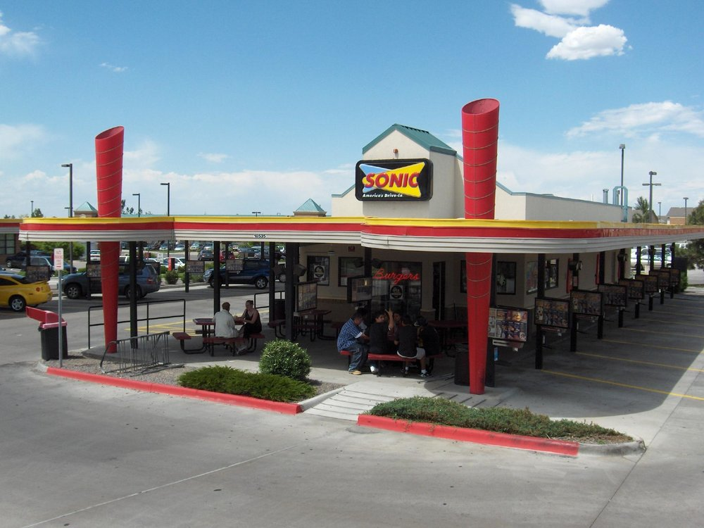 SONIC DRIVE-IN  MULTIPLE LOCATIONS - ILLINOIS
