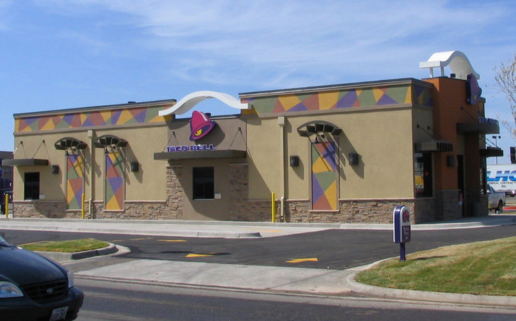 TACO BELL  MULTIPLE LOCATIONS - TX & OK
