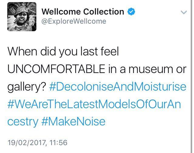 'We Are The Latest Models Of Our Ancestry' by Busty Beatz at Wellcome Collection