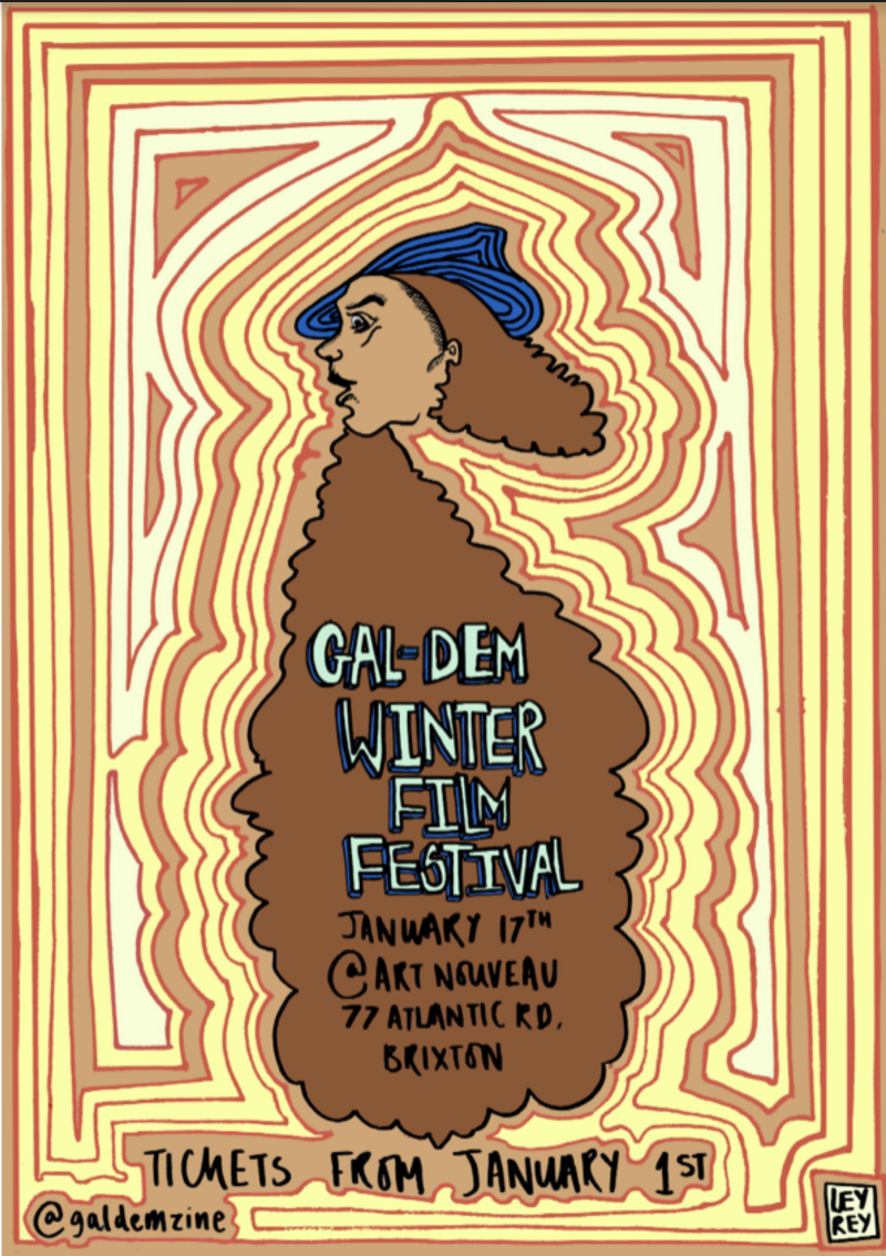 gal-dem Winter Film Festival 17/01/15