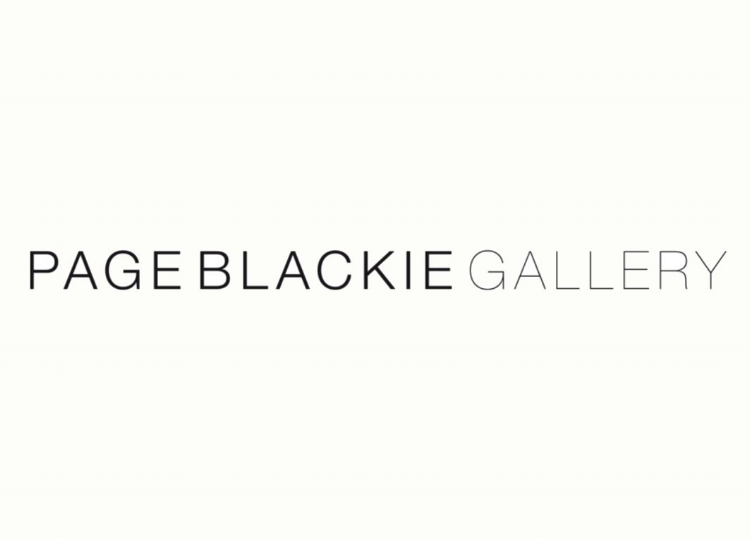 PAGE BLACKIE GALLERY  42 Victoria St  Mon to Fri 10am-5.30pm  Sat 10am-4pm